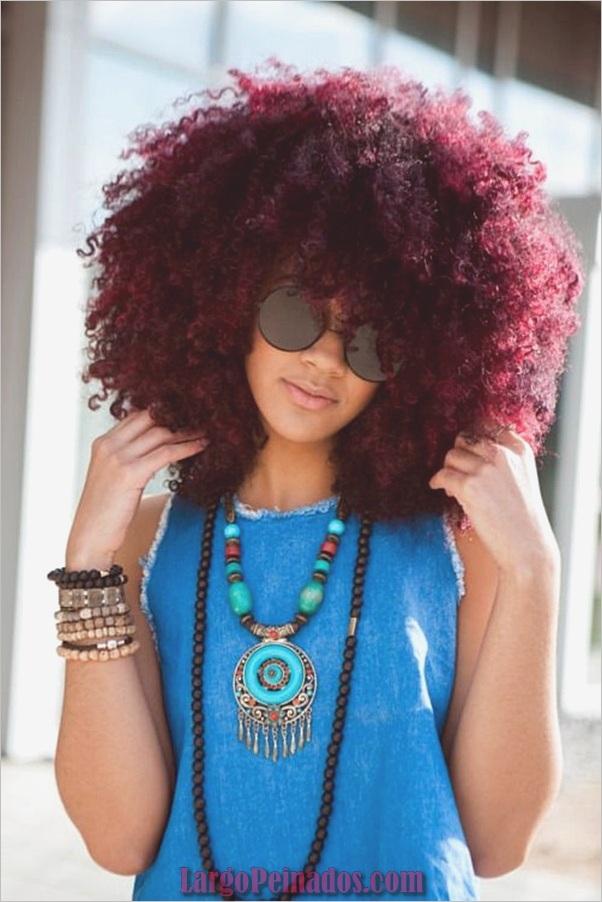 Peinados Naturales para Mujeres Negras (10)
