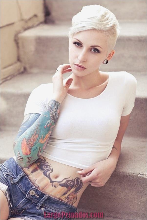 Cortes de pelo cortos lindos para mujeres (1)
