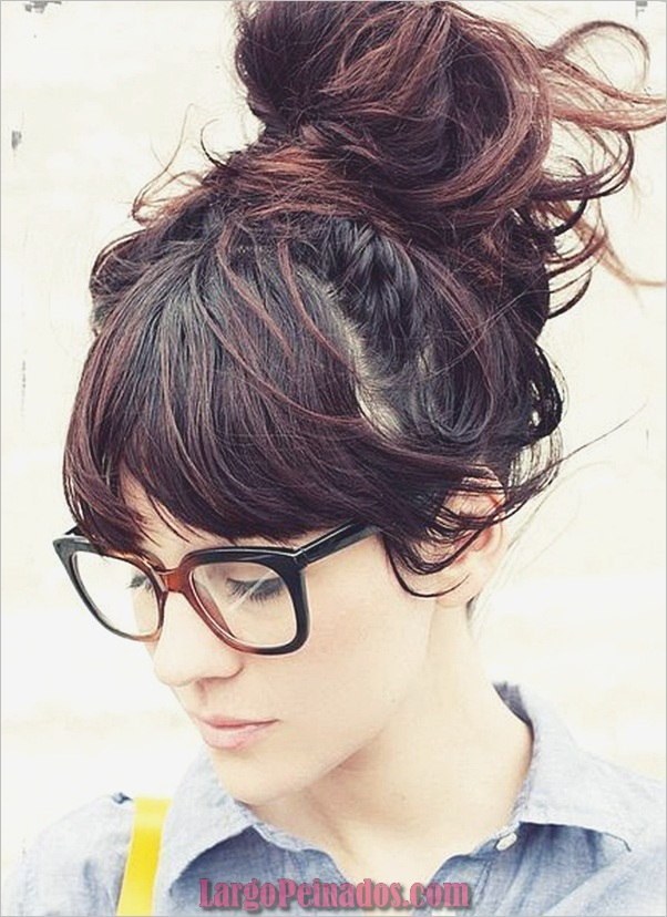 Últimos peinados simples para niñas para la escuela (4)