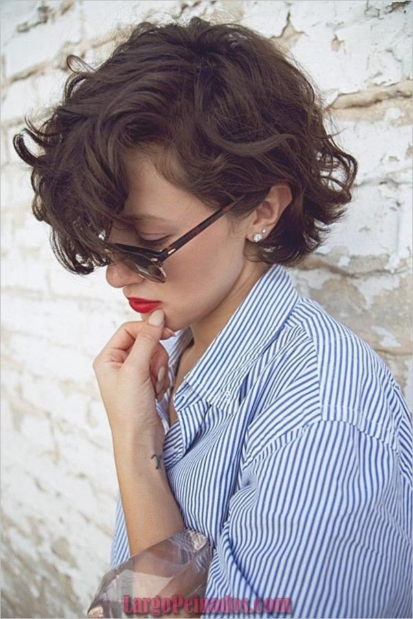 Peinados ondulados para pelos largos y cortos (5)