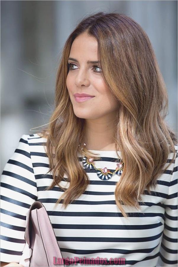 Peinados de longitud media para las mujeres (22)