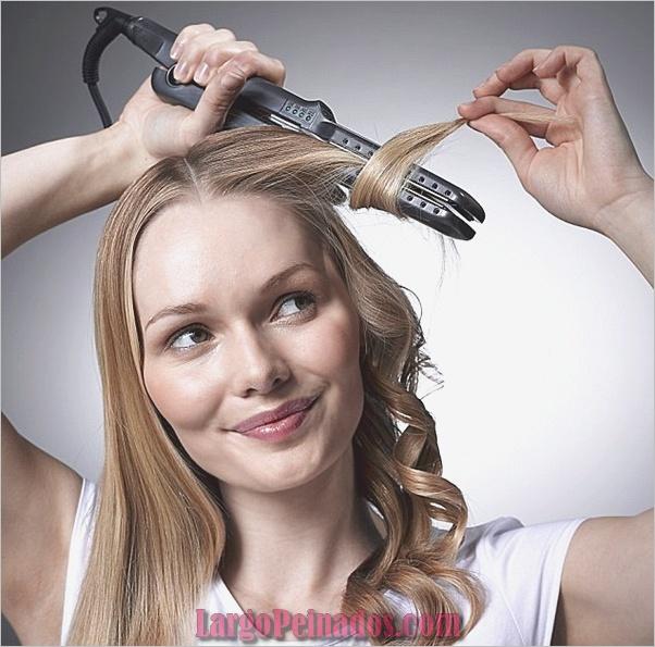 Como hacer el pelo rizado6.