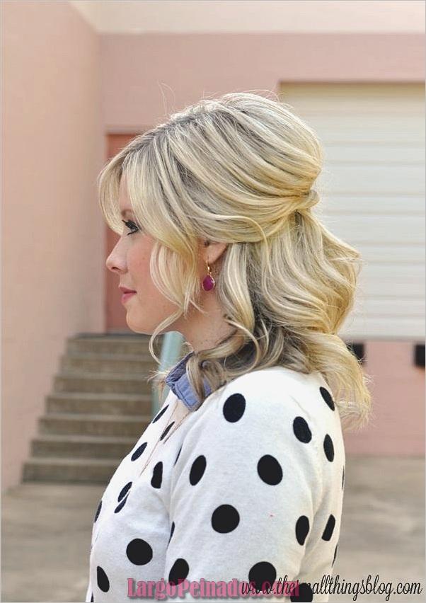Estilos de pelo de longitud media para las mujeres (6)