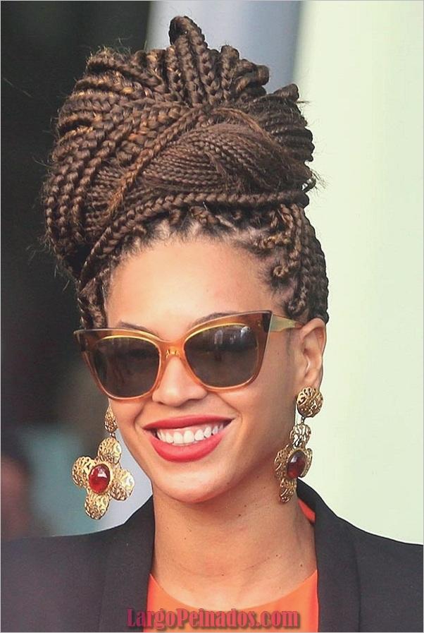 Peinados largos para mujeres negras (35)