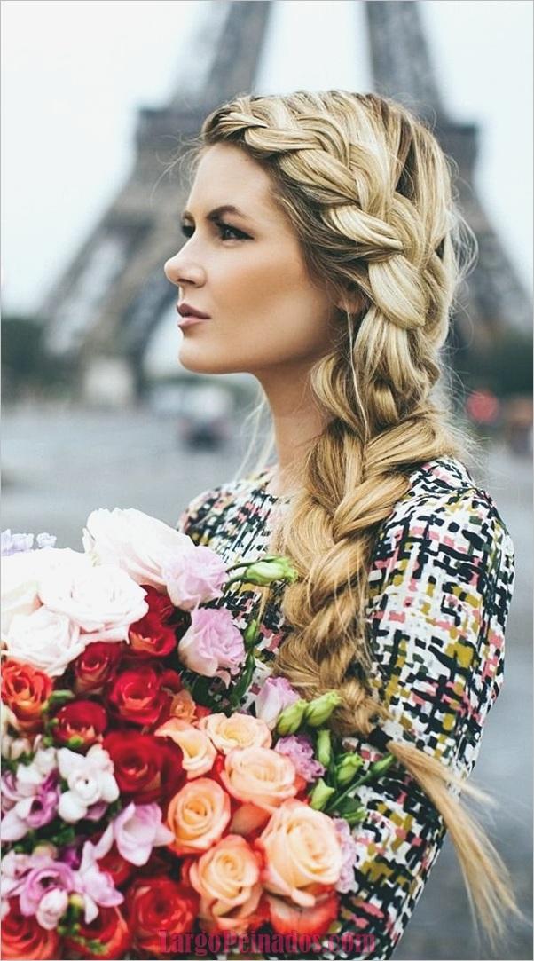Peinados fáciles para cabello largo y grueso (1)