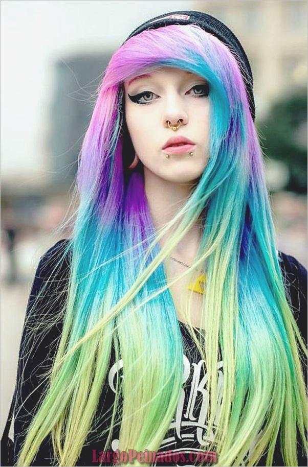 Peinados Emo lindos para niñas (1)