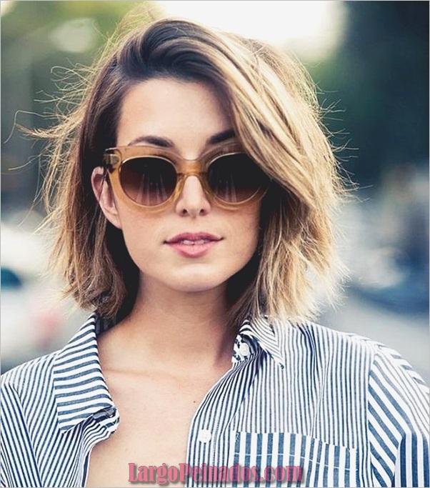 Peinados medio y corto para el cabello fino (12)