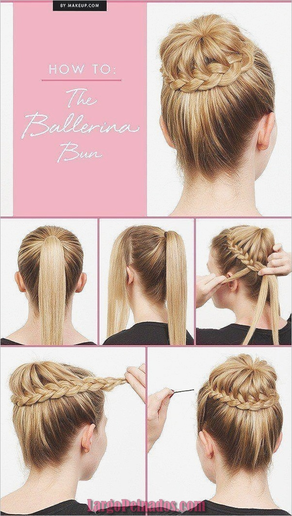 35 Peinados Paso A Paso Faciles Y Rapidos Para Ninas Largo Peinados