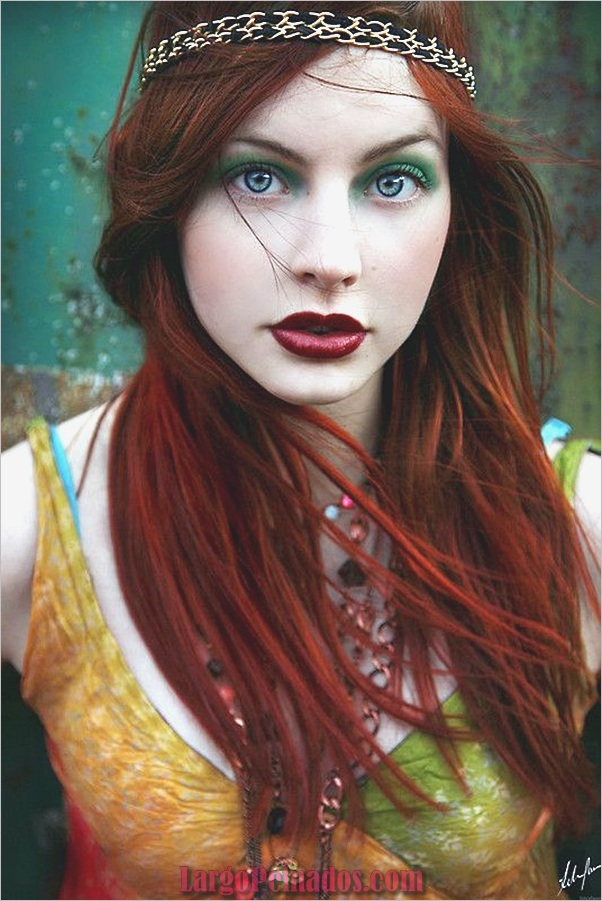 Ideas de color de cabello para mujeres (22)