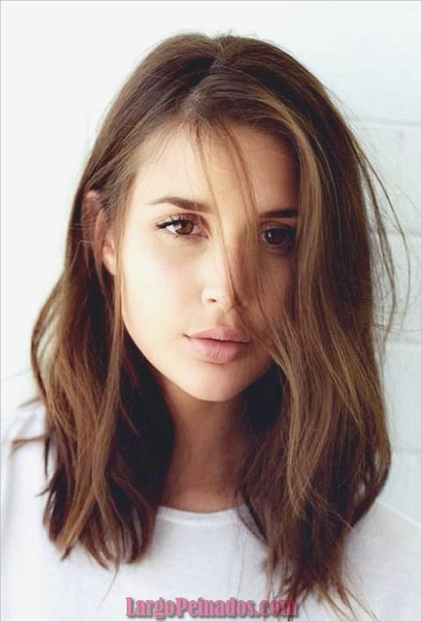 Peinados de longitud media para las mujeres (13)