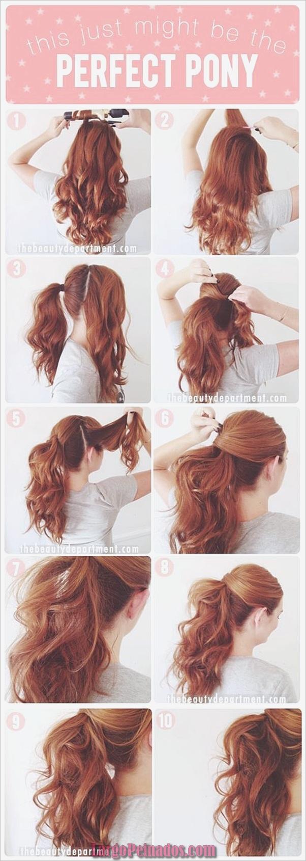 Peinados simples de cinco minutos (11)