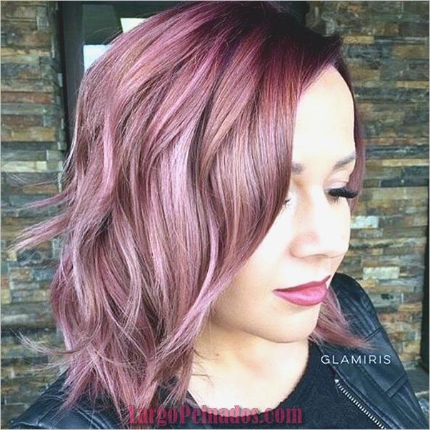 Ideas populares para el color del cabello en otoño (5)