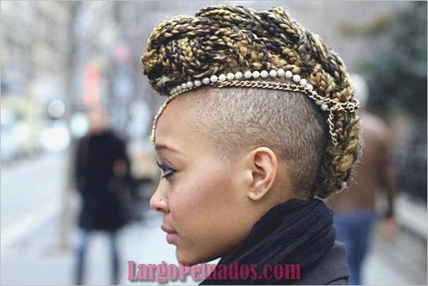 Peinados Mohawk para Mujeres (12)