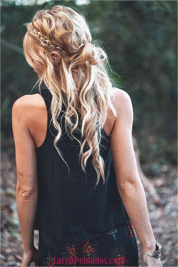 Peinados bohemios para mujer (10)