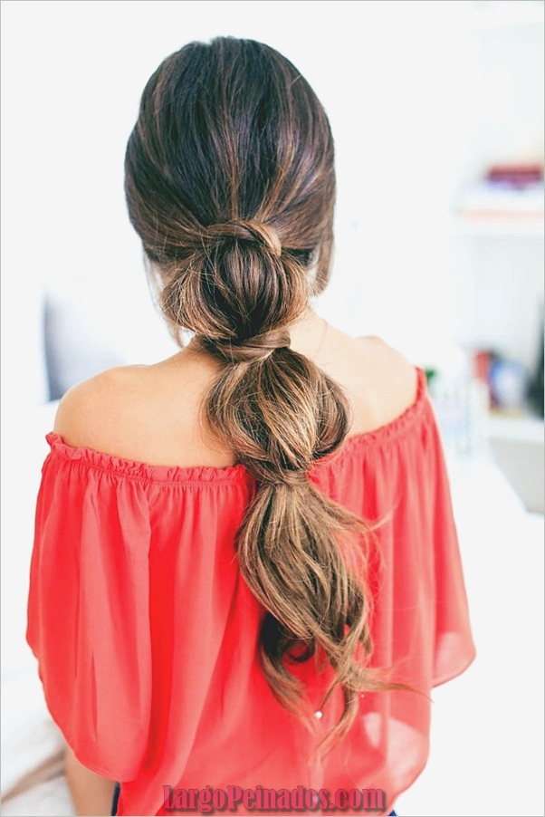 Peinados fáciles para cabello largo y grueso (26)