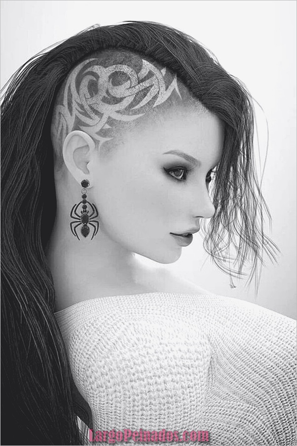 Peinados Mohawk para Mujeres (25)