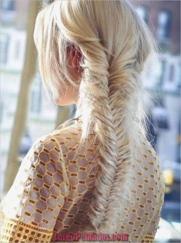 Peinados trenzados simples para cabello largo (42)