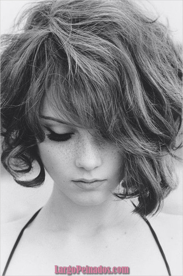 Peinados sucios para cabello largo y corto1 (2)
