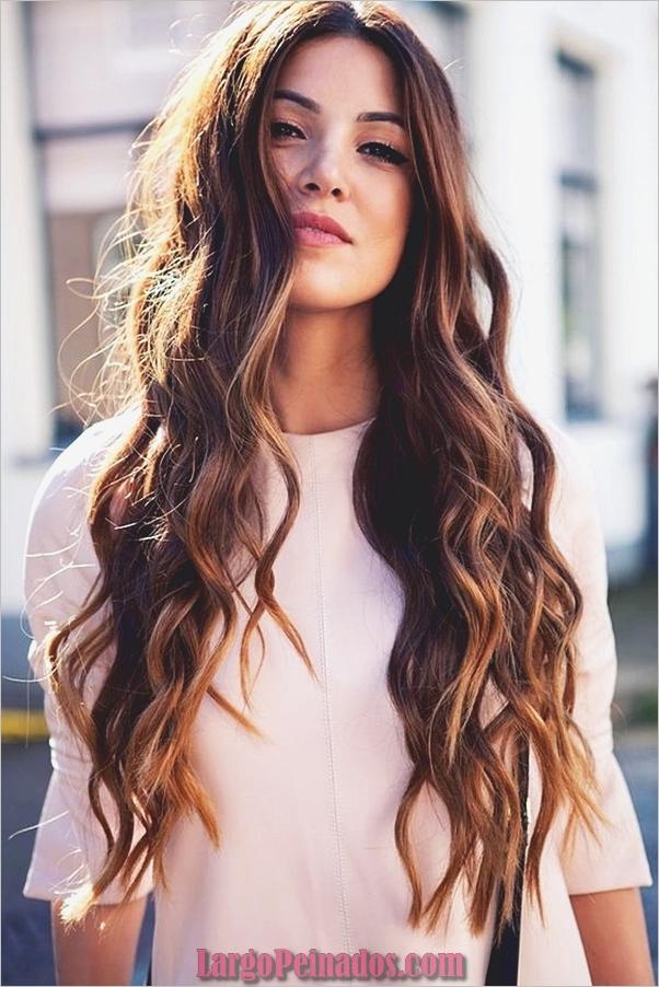 peinados de fiesta para cabello largo-9