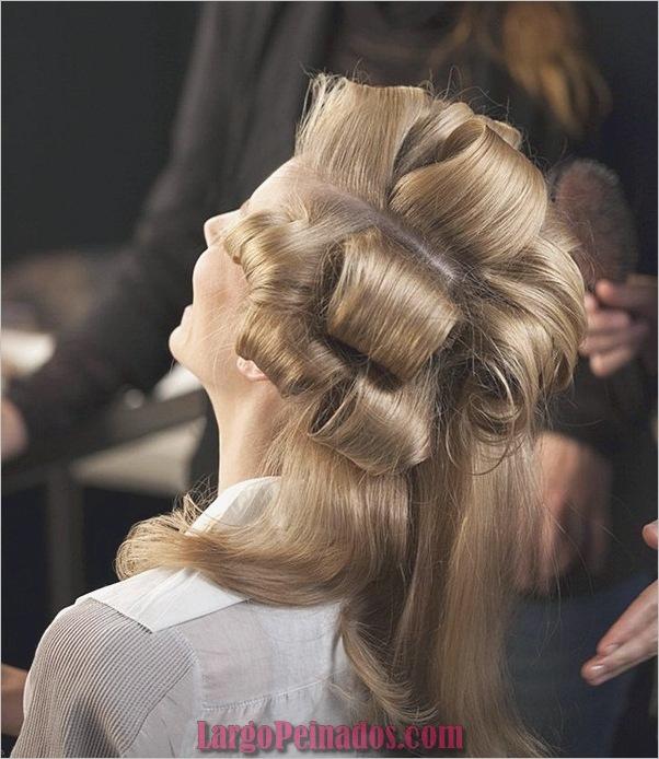 Peinados ondulados para pelos largos y cortos (41)