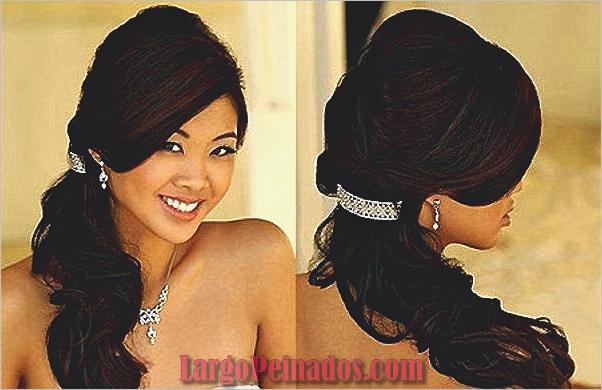Atractivos peinados laterales de cola de caballo para niñas (28)
