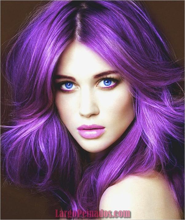 Borgoña-pelo-color-ideas-con-luces-24