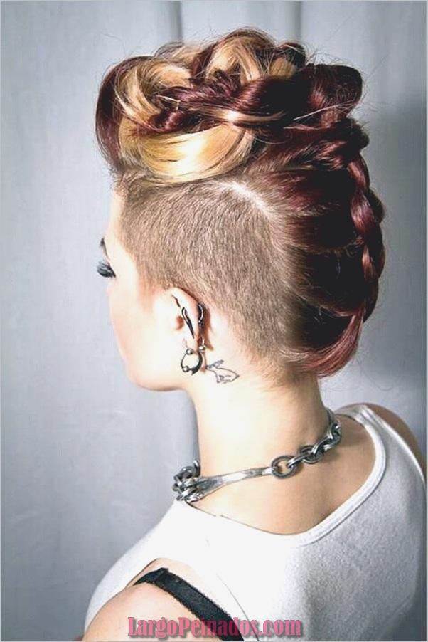 Peinados Mohawk para Mujeres (4)