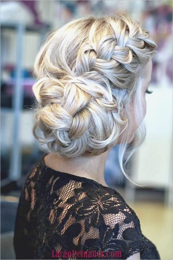 Ideas para mantener tu cabello fuera del cuello (4)