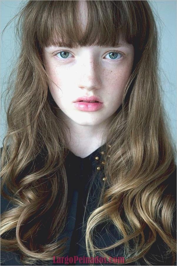 lindos peinados para caras largas 23