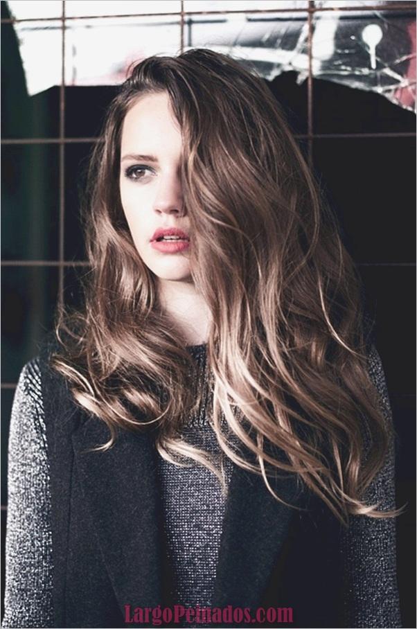 Peinados ondulados para pelos largos y cortos (31)