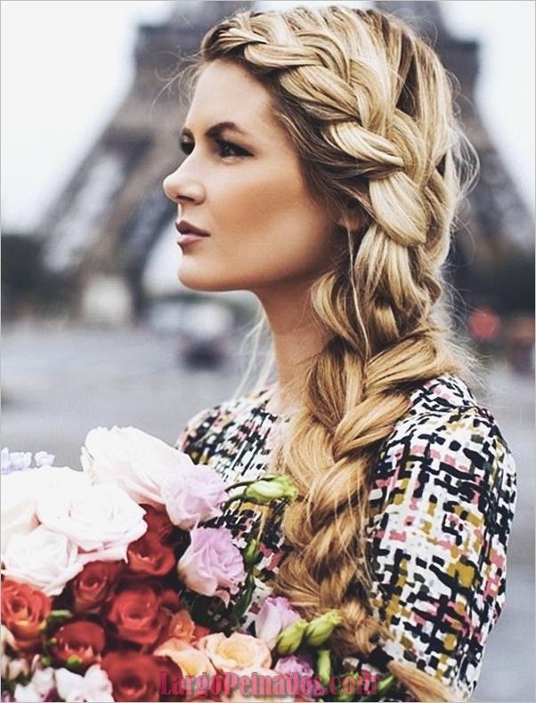 peinados de fiesta para cabello largo-25