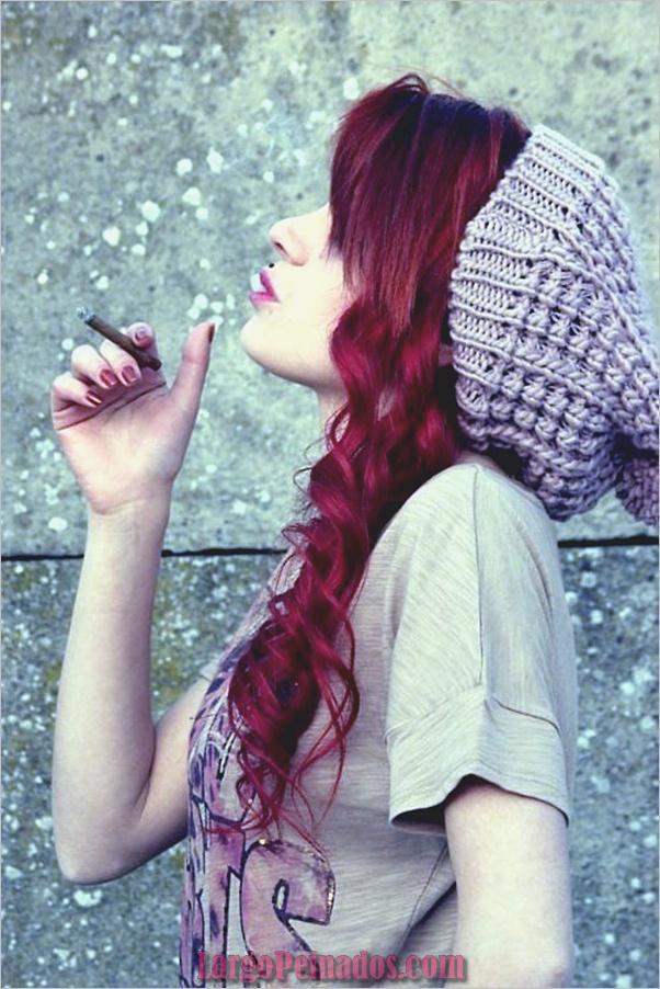 Borgoña-pelo-color-ideas-con-destaca-6