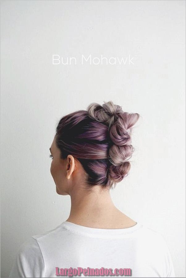 Peinados Mohawk para Mujeres (3)