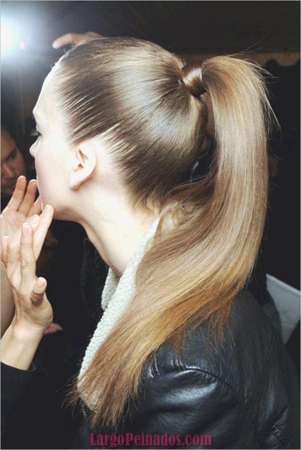 Peinados de primavera para cabello largo y mediano (3)