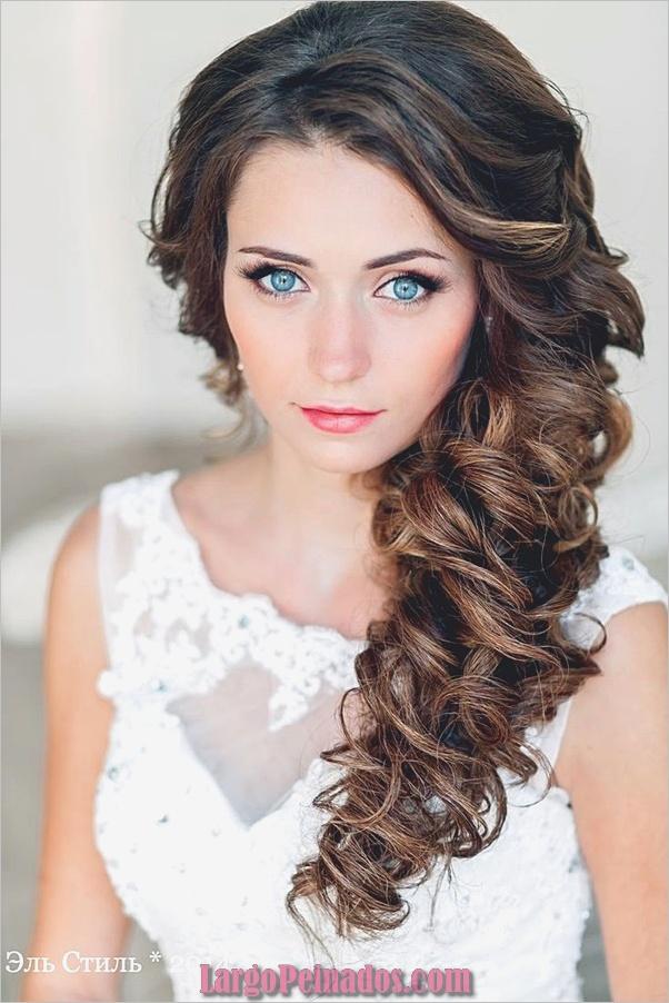 Peinados de primavera para cabello largo y mediano (4)