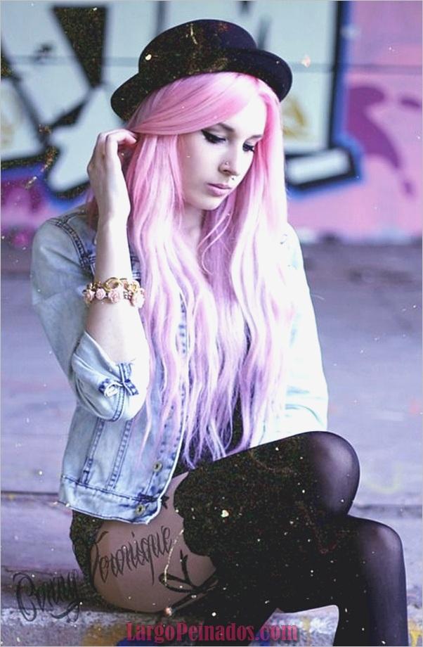 Peinados Emo lindos para niñas (12)