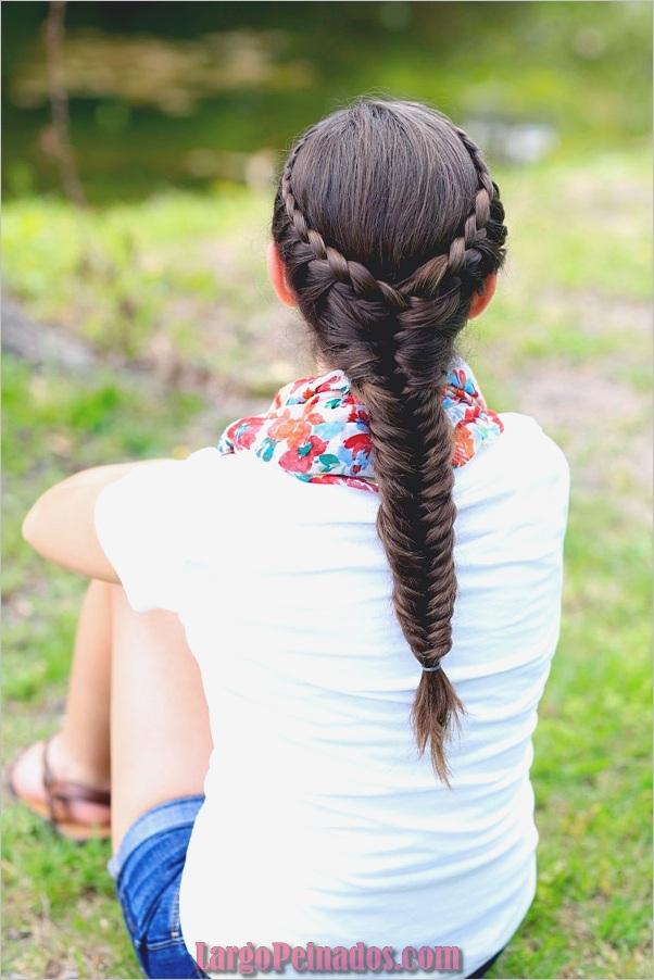 Ideas para mantener tu cabello fuera del cuello (6)