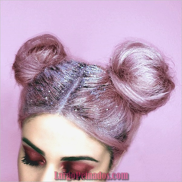 Peinados fáciles para cabello largo y grueso (2)