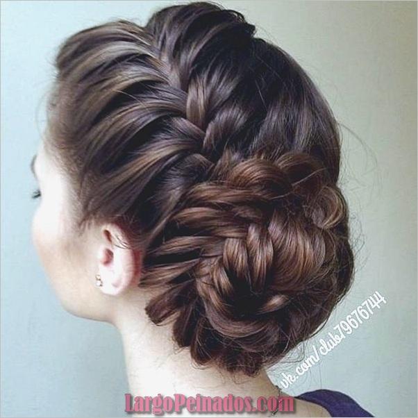 Ideas para mantener tu cabello fuera del cuello (15)