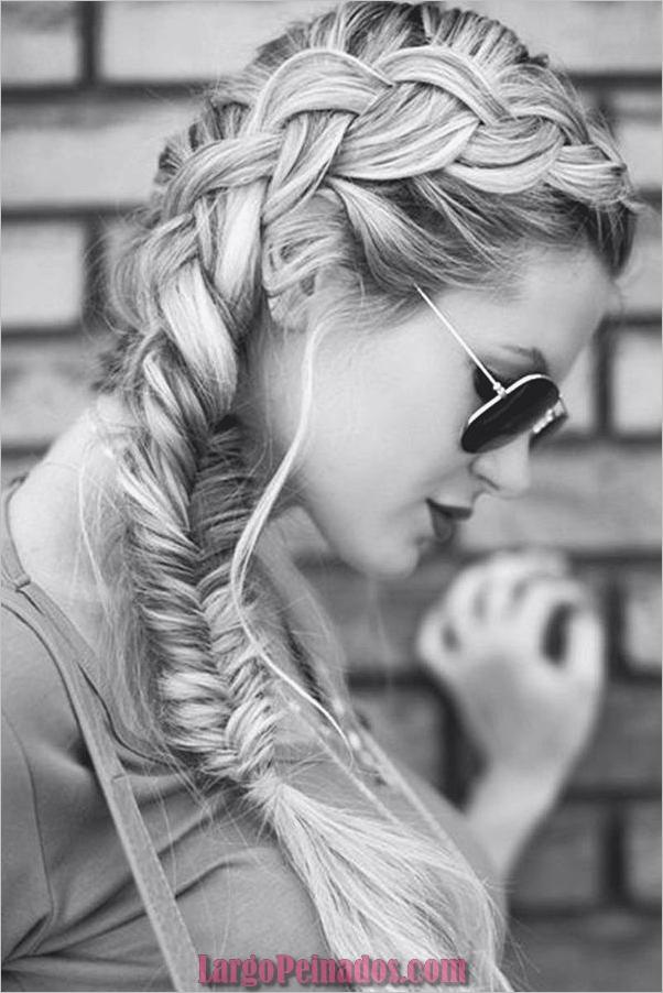 peinados de fiesta para cabello largo-41