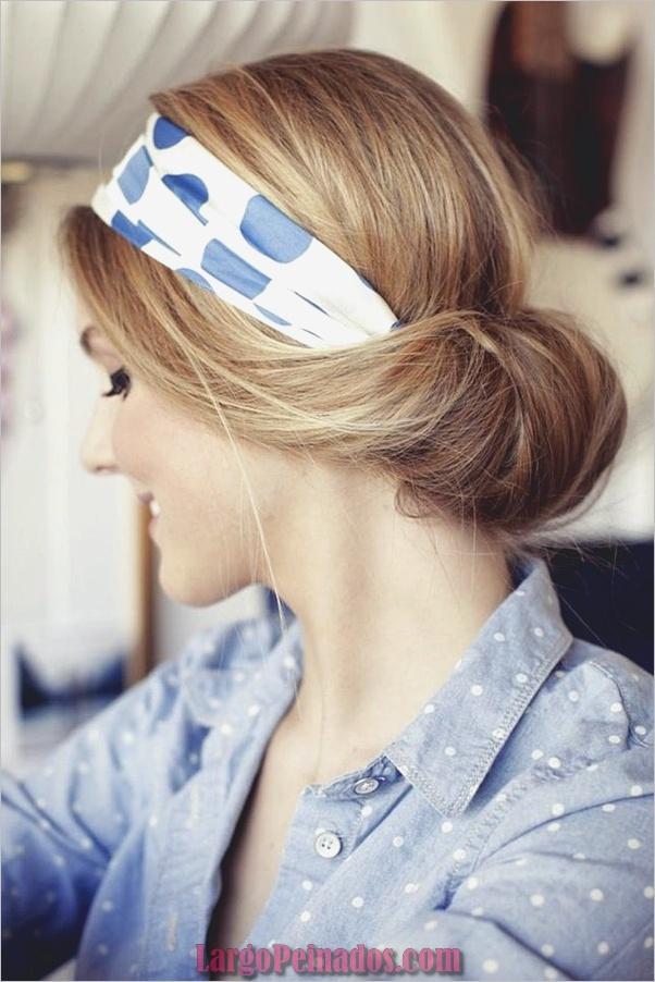 Peinados de primavera para cabello largo y mediano (6)
