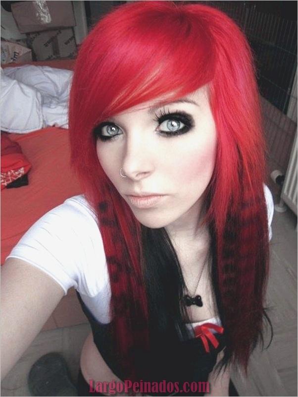 Peinados Emo lindos para niñas (16)