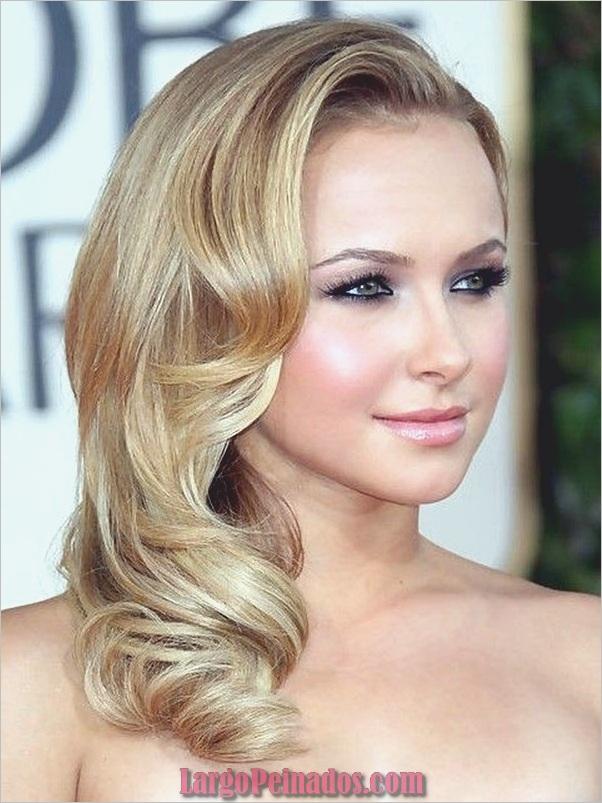 Peinados de longitud media para las mujeres (25)