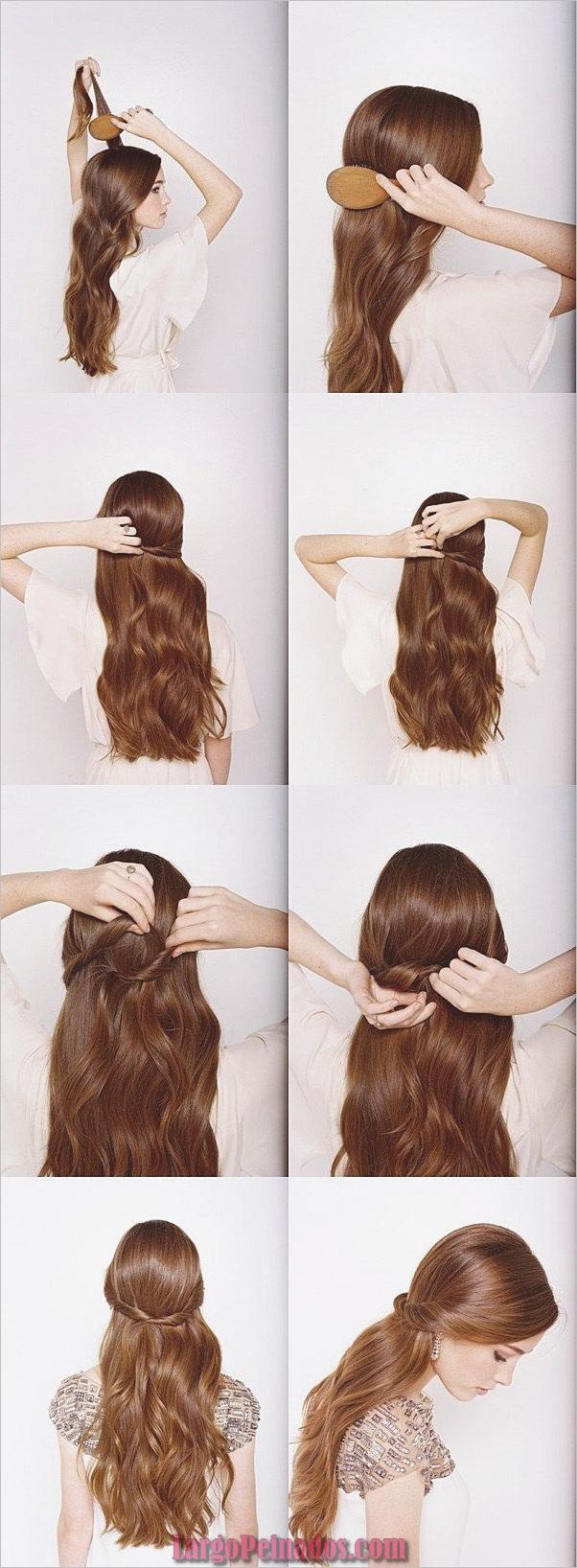 Peinados simples de cinco minutos (12)