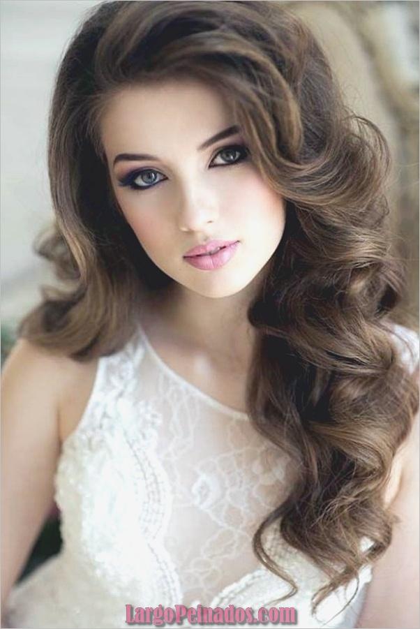lindos peinados para caras largas 28