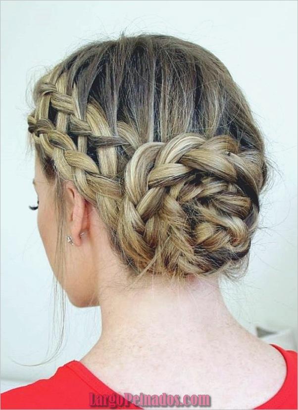 Ideas para mantener tu cabello fuera del cuello (3)