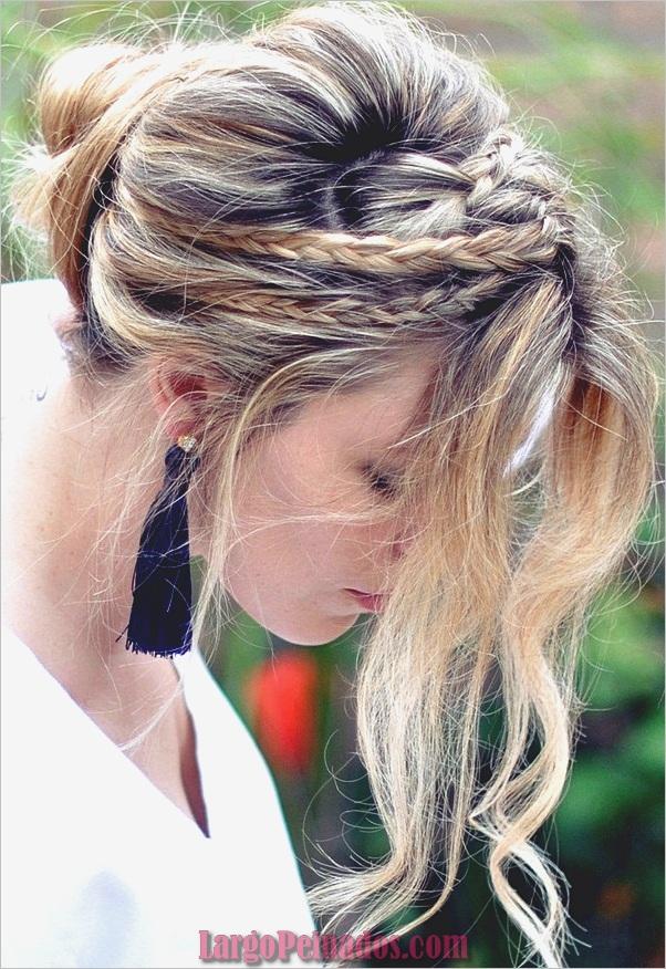 Peinados trenzados simples para cabello largo (46)