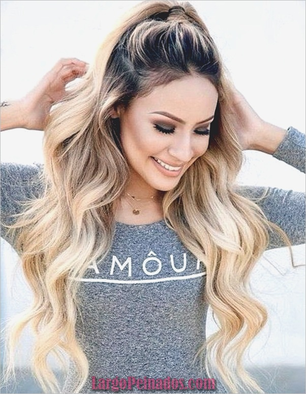 Peinados fáciles para cabello largo y grueso (23)