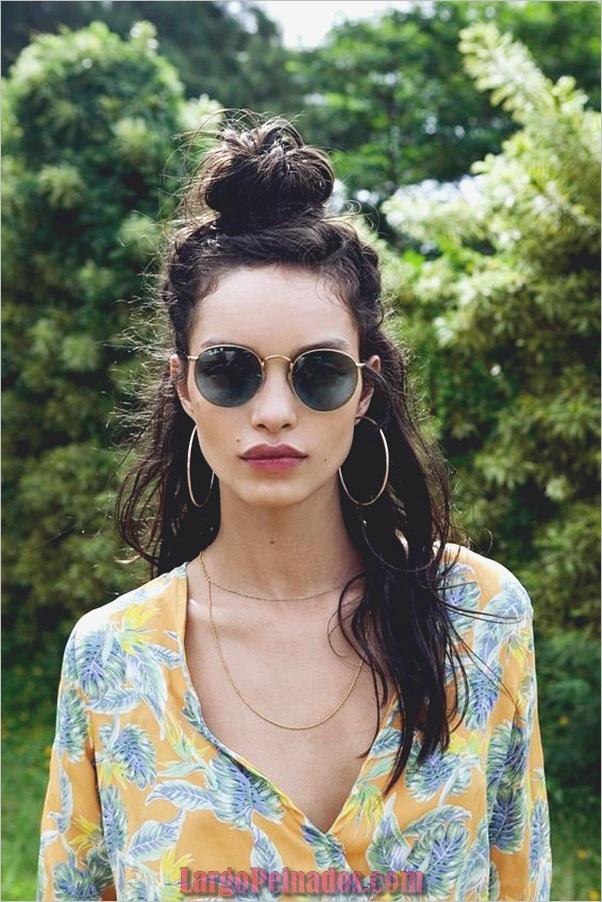 Peinados bohemios para mujer (14)