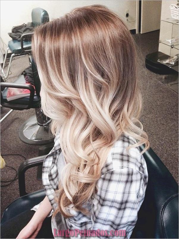 Ideas populares para el color del cabello en otoño (7)